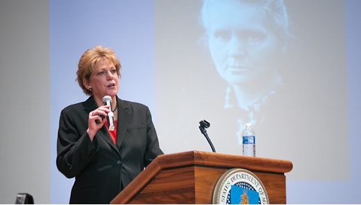 2013 USDA Women's History Month Observance