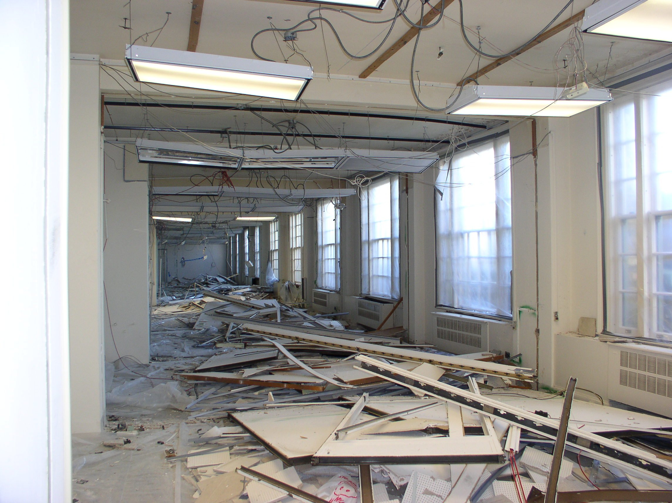 Privacy Policy >> USDA South Building Wing 4 Renovation Photos